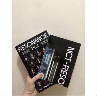 Album Only NCT Resonance Pt.2 Arrival