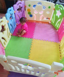 Crib Panels/ Playpen