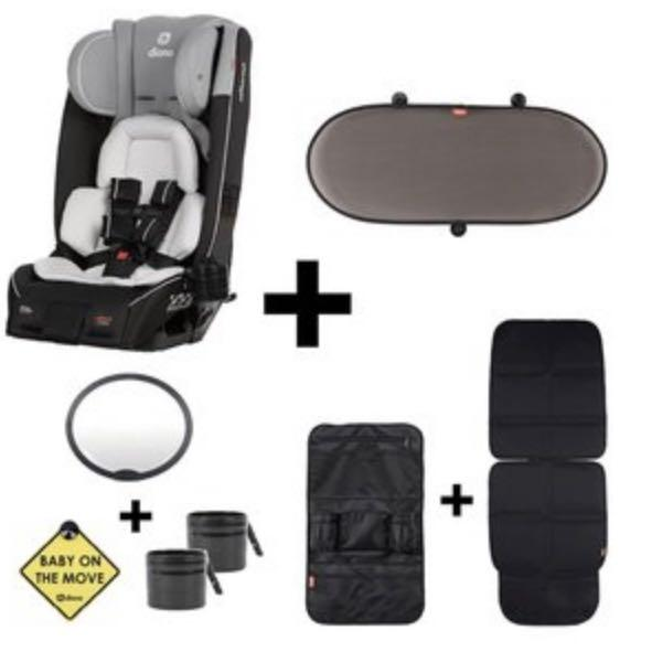 Diono Car Seat Accessories Bundle