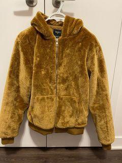 Forever 21 Men's faux fur jacket