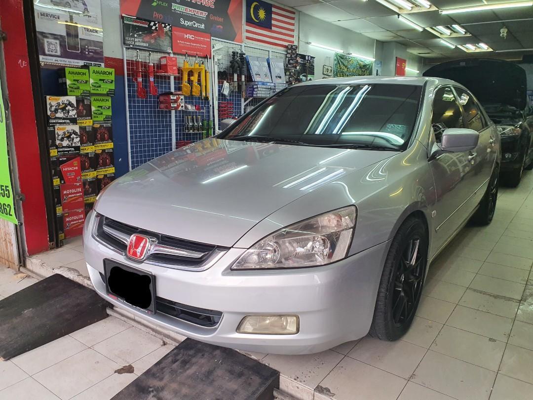 Honda accord 2.0 06-07 I-VTEC