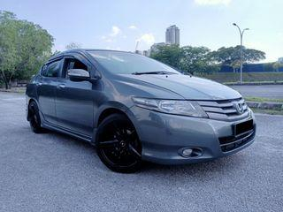HONDA CITY 1.5 FACELIFT (A) PADDLE SHIFT TIPTOP CONDITION