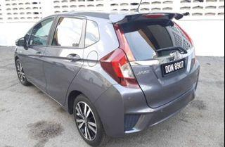 Honda jazz 2018 V 1.5 full spec