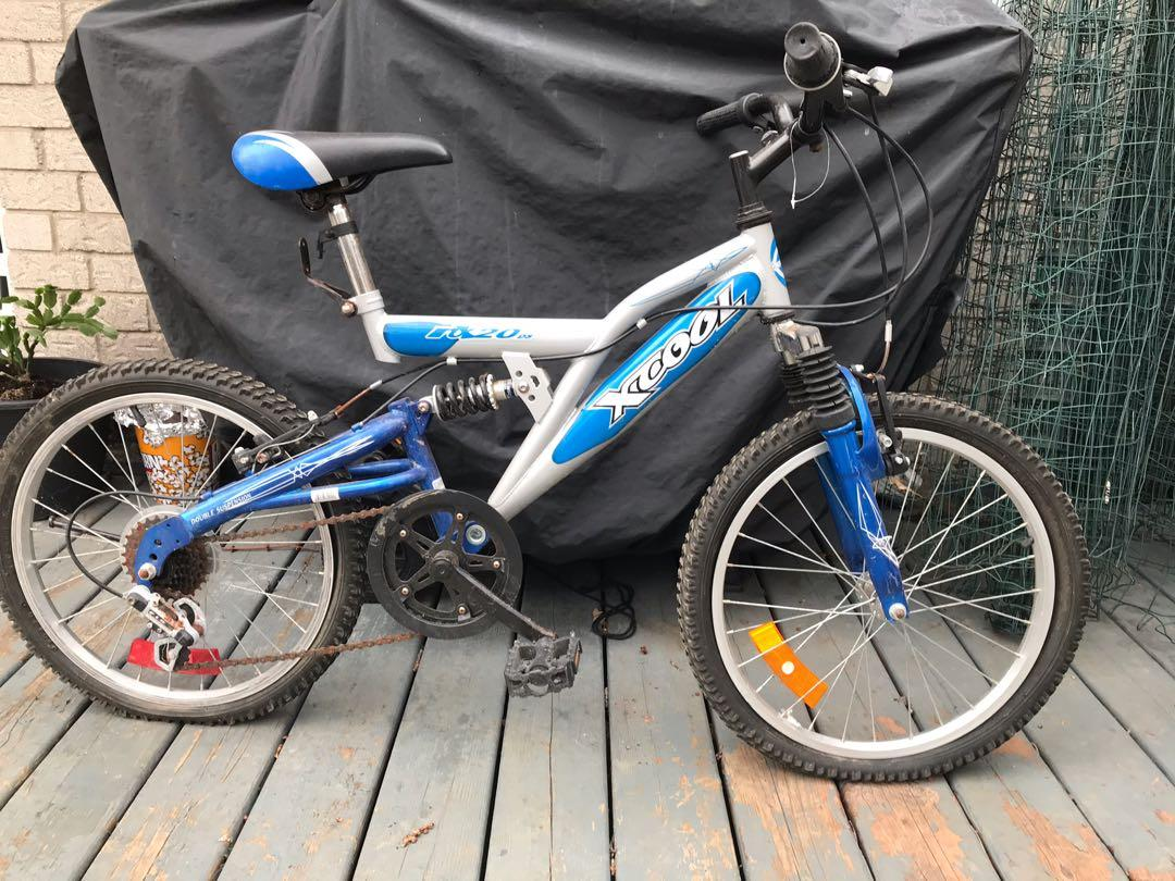 Kids xcool bike for sale