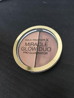 Max Factor Miracle Glow Duo