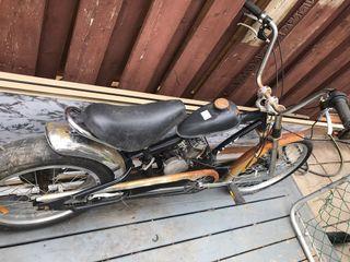 Motorized pedal bike