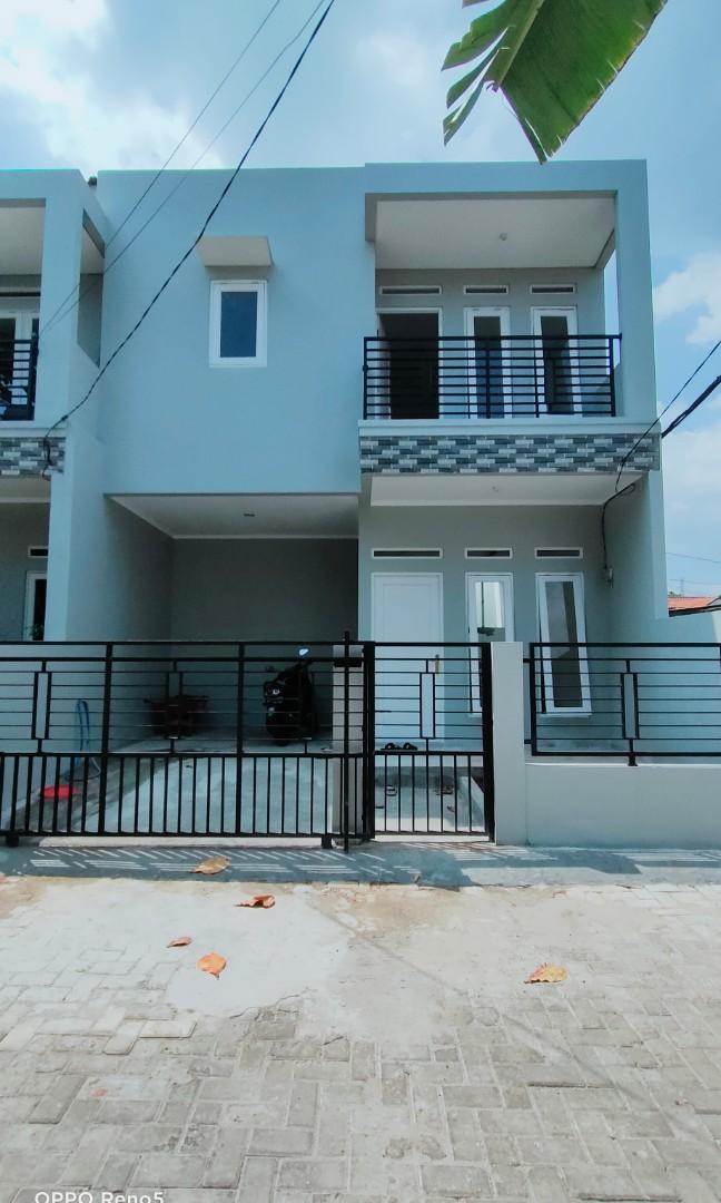 Rumah Baru Bagus desain interior modern nempel Alam sutera, Bintaro,graha raya Bintaro,pinang , Cipondoh , Banjar wijaya