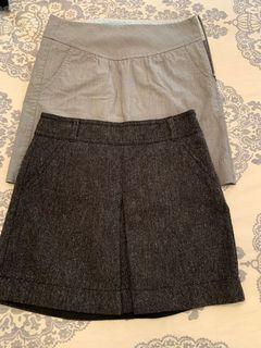 Skirts - 5 Like New Banana Republic and Esprit