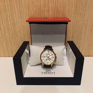 ++TISSOT三眼機械錶 保證正品