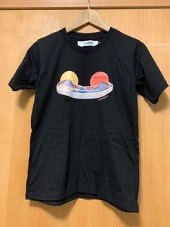大象體操樂團T-shirt(近全新)#支持