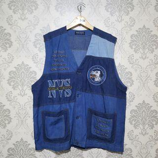 Vest Noble Viento Japan Streetwear
