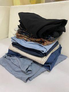 10件褲子1200元含運