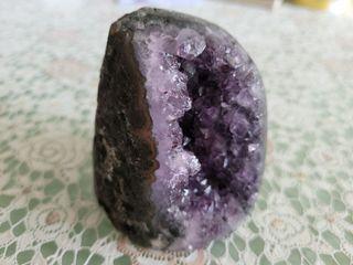 招財風水紫水晶洞#P001