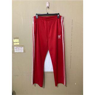 ADIDAS celana red