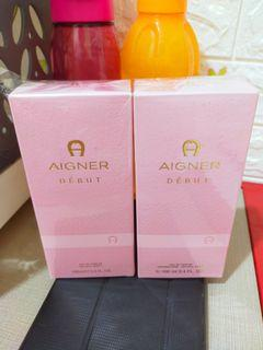 Aigner debut 100ml new