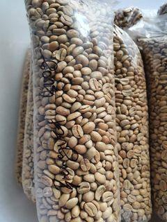 Benguet Green Coffee Beans