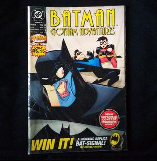 Batman Adventures & Daredevil