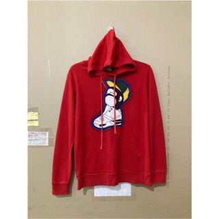 BKK hoodie red