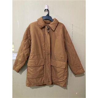BKK jaket brown NEW
