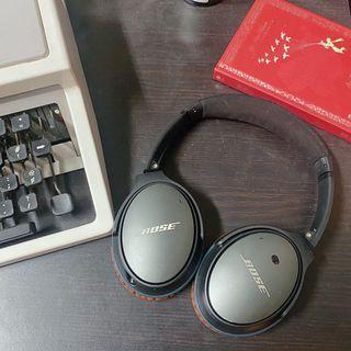 Bose QC25 quietcomfort 主動式降噪耳機