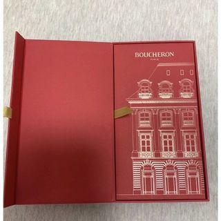 精品紅包袋🧧boucheron 伯瓊紅包盒(內有8入紅包袋)