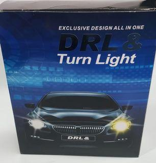 BRAND NEW CAR DRL & TURN LIGHT EXCLUSIVE DESIGN