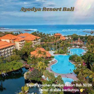 e-voucher Ayodya Resort BALI (3 hari 2 malam)