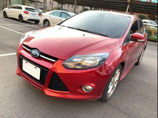FORD FOCUS 5D頂級 2013年