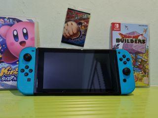 Gen 1 Nintendo Switch
