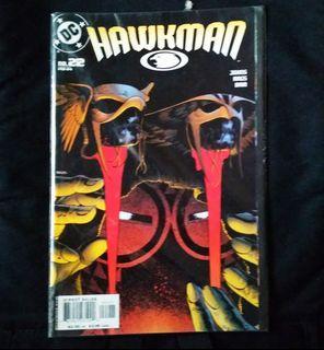 Hawkman & DC comic