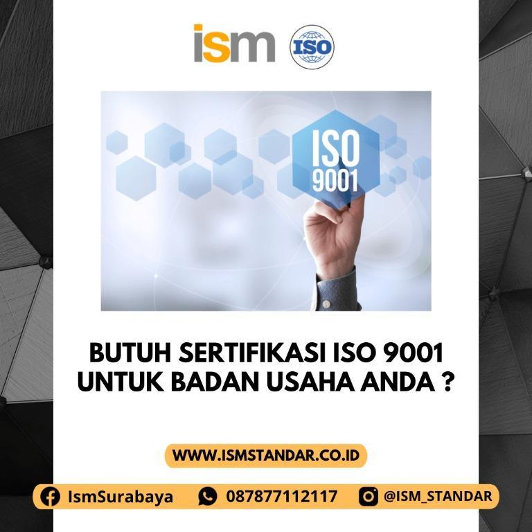 ISO 9001 SURABAYA