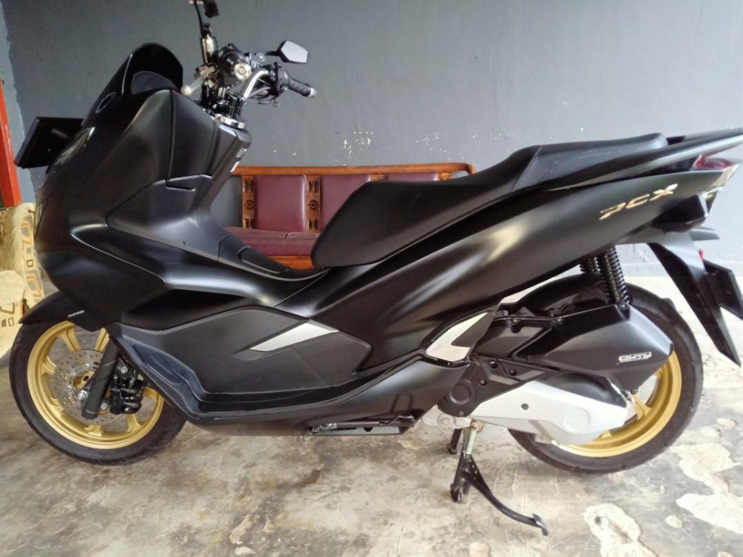 Jual cepat motor Honda PCX