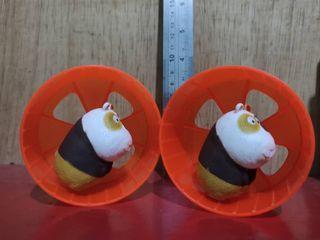 Mainan Figure Hamster Marmut