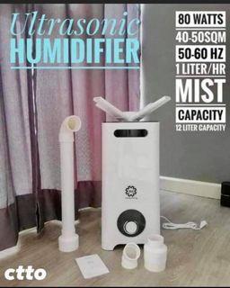 Manual Humidifier Misting Machine