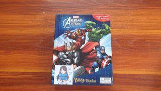 My Busy Books - Marvel Avengers Assemble