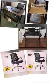 New combo 1: office  computer table and office chair