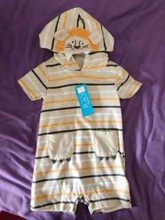 [NEW] playsuit jumper bayi merk the children's palace size 6-9 months