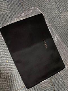 Original COACH laptop pouch