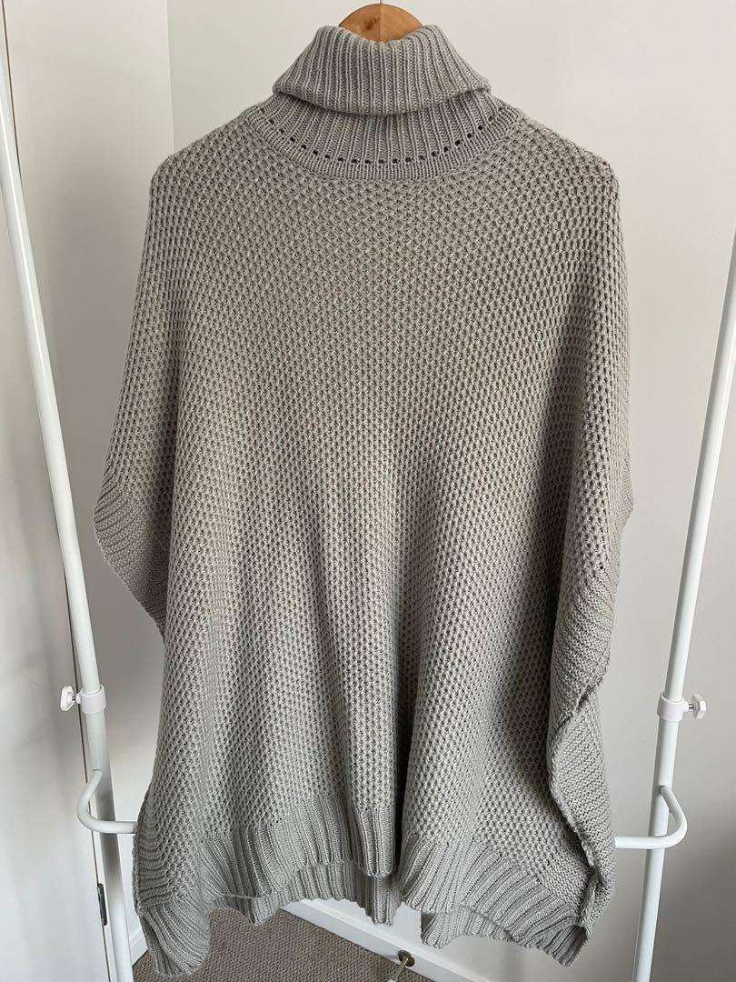 Oversized Knit Dress - Size S/M