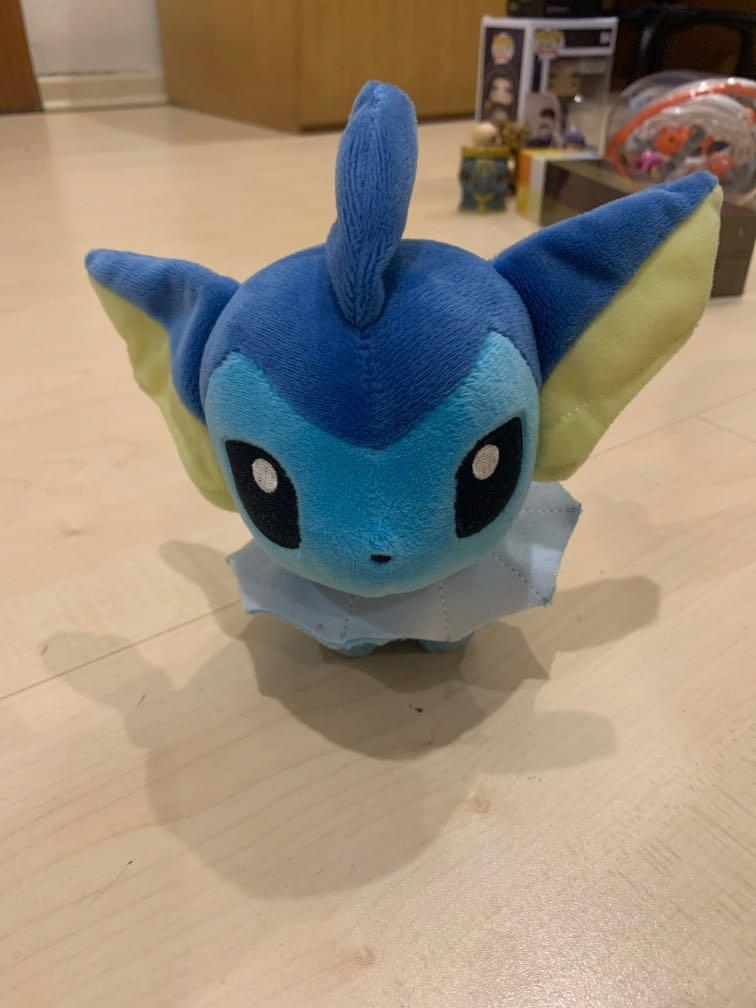 Pokemon vaporeon plushy official