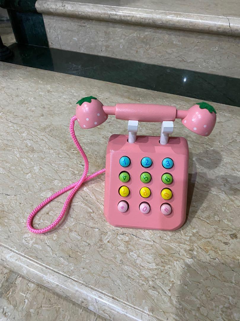 Preloved wooden Phone