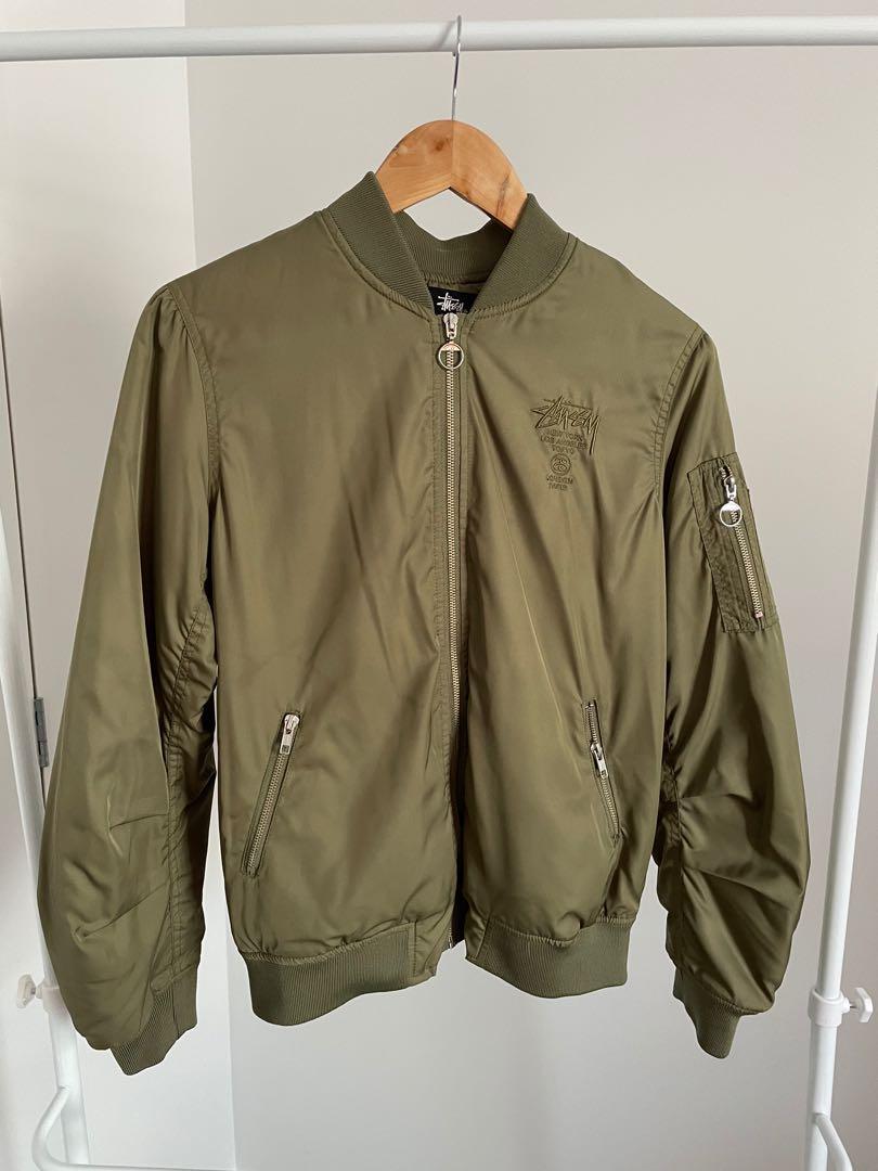Stussy Bomber Jacket - Size 6