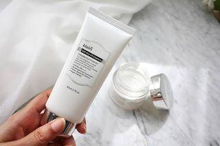 Klairs Soft Airy UV Essence SPF 50 PA++++ sunscreen sample