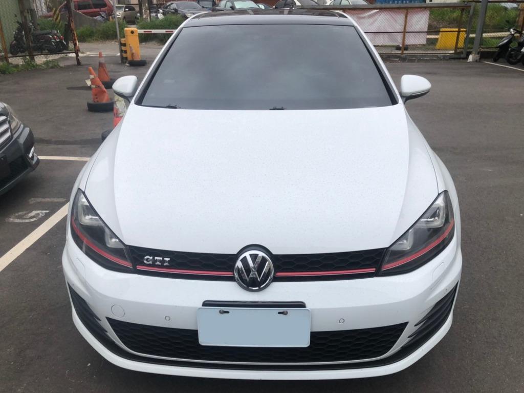 VW GOLF GTI 2014年