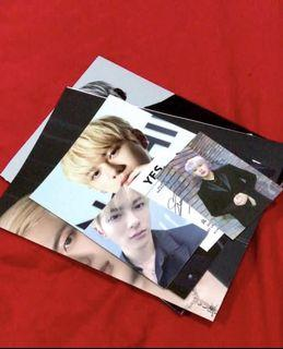 WTS GOLDEN CHILD BOMIN YES ALBUM LIMITED EDITION VER