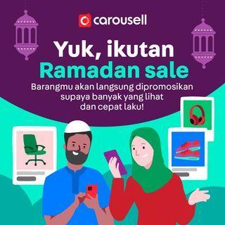 Yuk ikutan Ramadan Sale