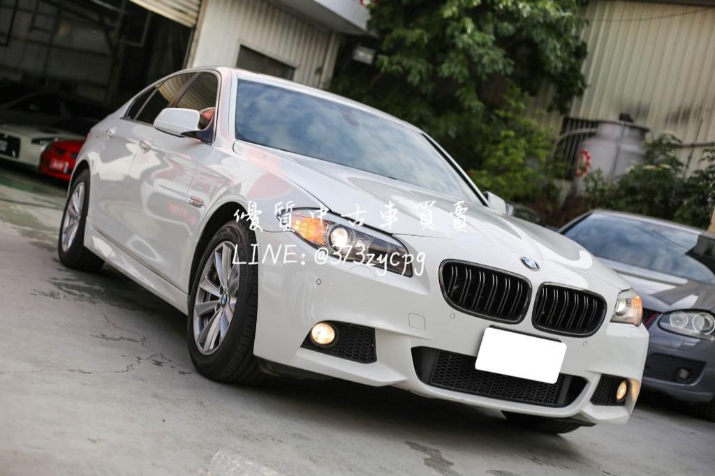 2010 BMW F10 528I 3.0 白