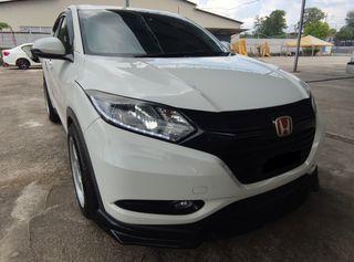2016 Honda HR-V 1.8E Enhanced Sport
