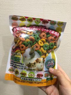 鼠類甜甜圈