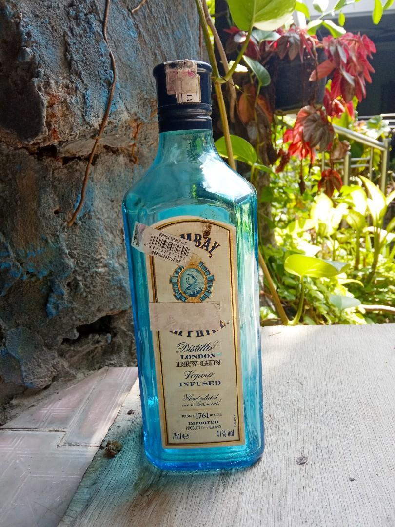 Botol Import Bombay Sapphire